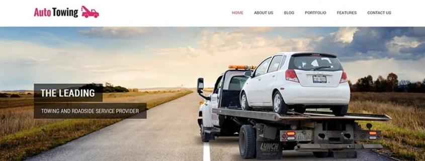 Hazır Oto Çekici Web Sitesi  Ayhan Çetin